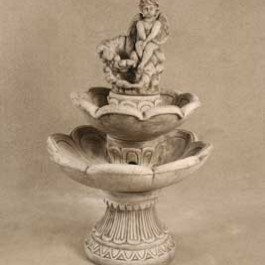 2-Tier Angel Fountain
