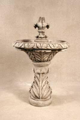 Plaza Final Fountain