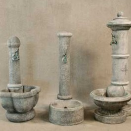 Assorted Fountains