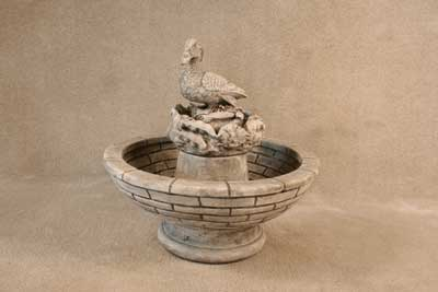Wood Duck Fountain
