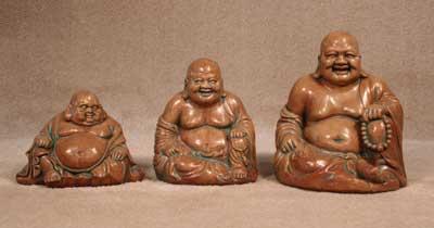 Hotei Figures