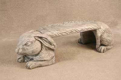 Rabbit Bench