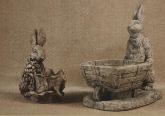 Rabbit Planters