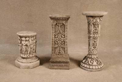 Toscana Column, Square Column, Baroque Rd. Column