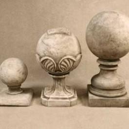 Ball Finials