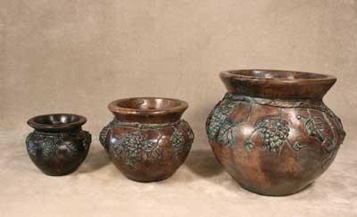 Grape Vases