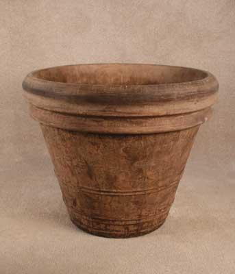 Jumbo Rolled Rim Pot