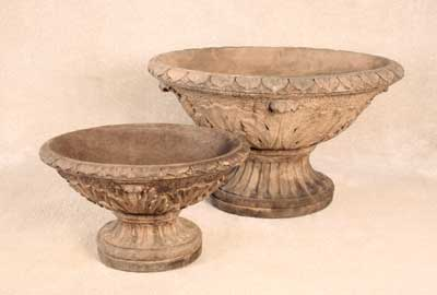Oval Urns