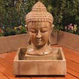 Buddha Head Fountain (S)
