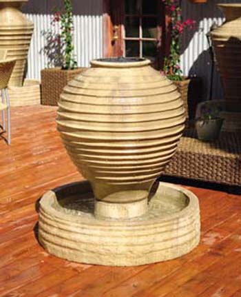 Ripple Vase Fountain