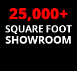 25,000 sq ft. Showroom