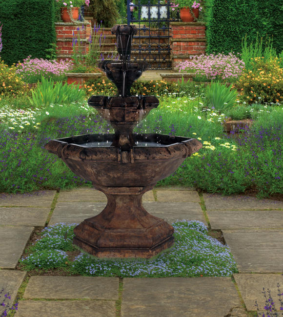 Grande Kensington Three-tier Fountain