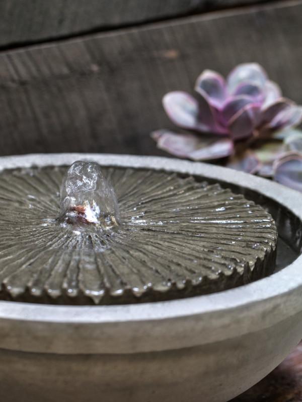 Equinox Garden Terrace Fountain