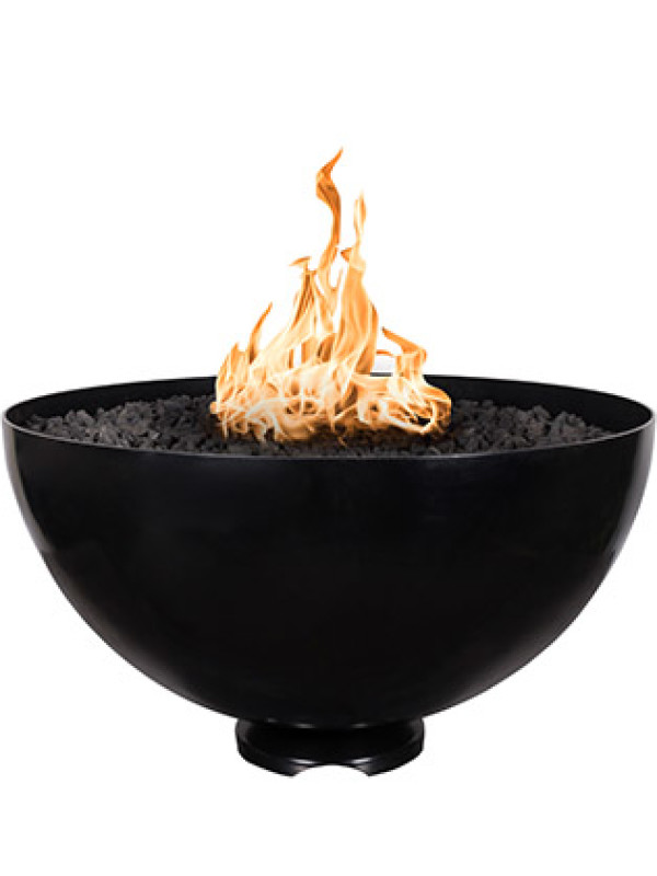 Fire Bowl - Black
