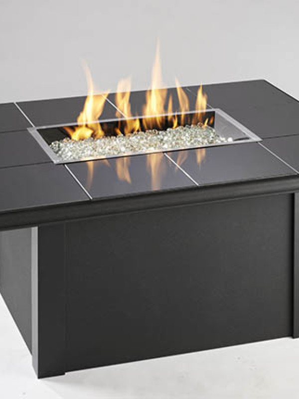 Fire Table - Black K