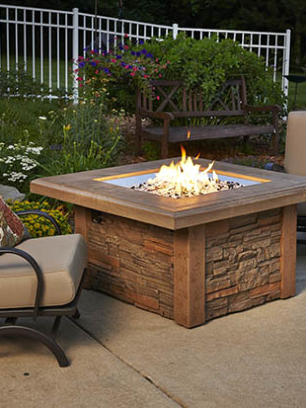 Fire Table - Sierra