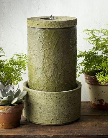 M-Series Leaf Fountain