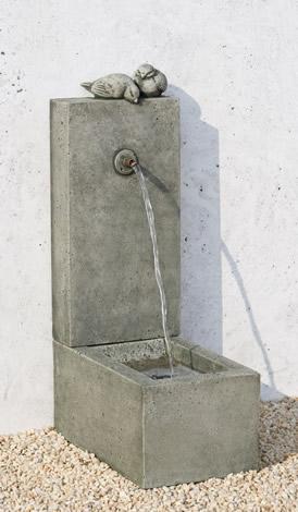 Bird Element Fountain (3pc)
