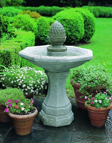 San Remo Pigna Fountain