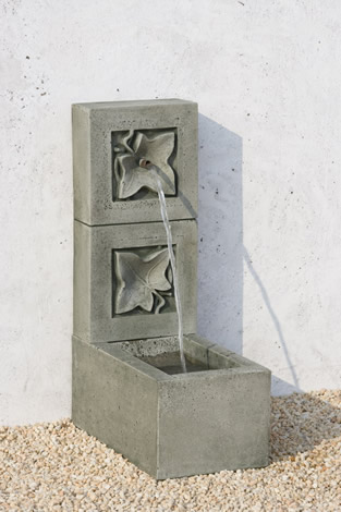 Leaf Element Fountain (3pc)