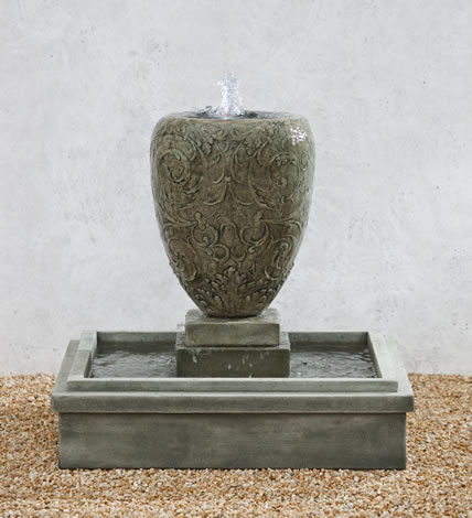 Longwood Arabesque Fountain