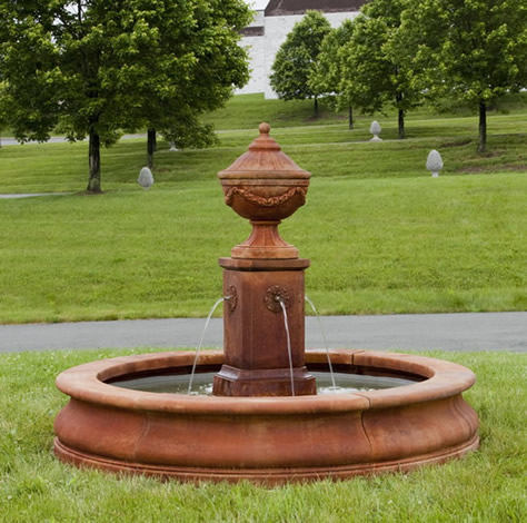 Chaumont Fountain