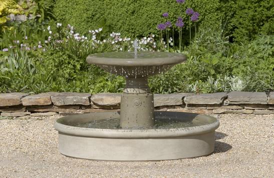 Esplanade Fountain