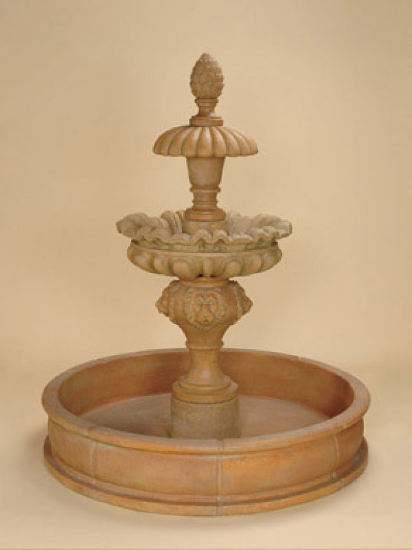 Mestre Pond Fountain