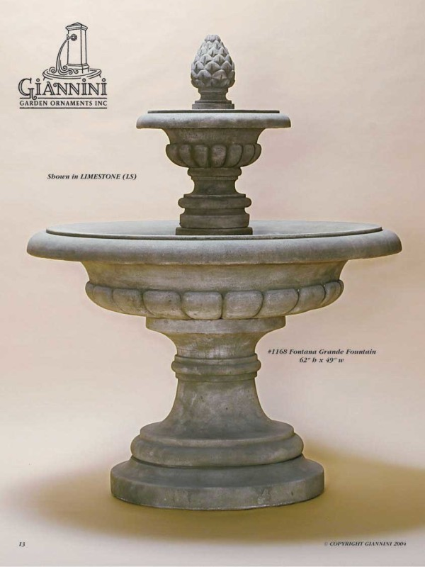 Fontana Grande Fountain
