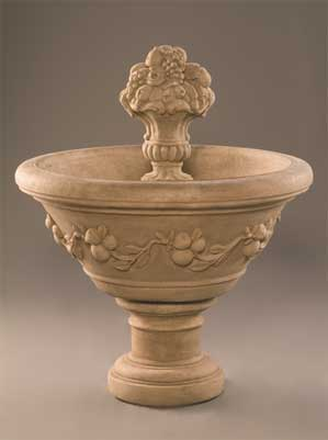 Fruit Urn Fountain