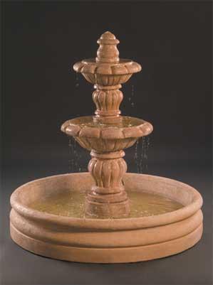 """España Fountain (S) with 46"""" Basin"""