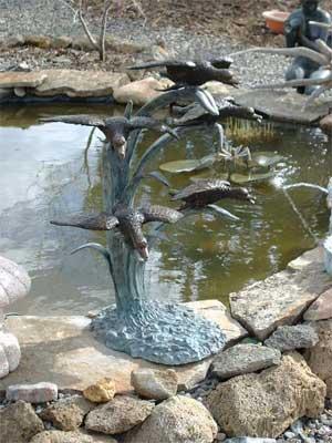 5 Flying Ducks