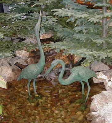 """Medium Cranes - """"S"""" Neck"""