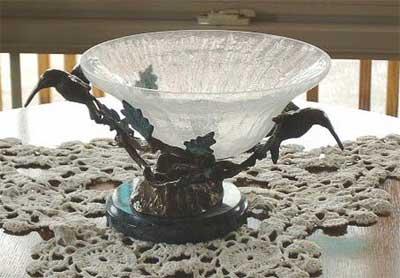 Hummingbird Bowl