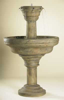 Moderna Fountain