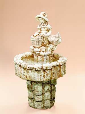 Garden Girl Fountain