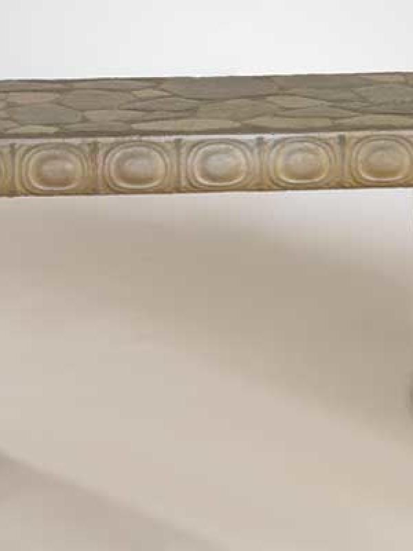 Bench (beige)