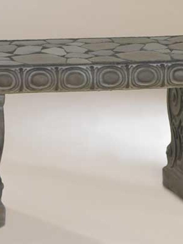 Bench (gray)
