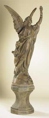 Angel Statue B