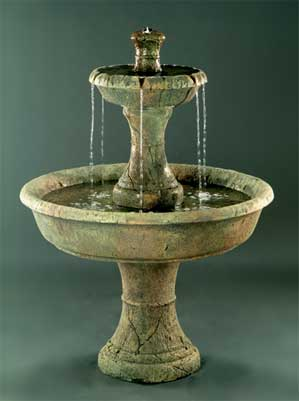 Old Shasta Fountain