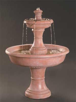 Shasta Fountain