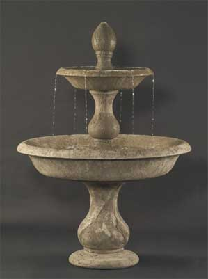Old Toscano Fountain