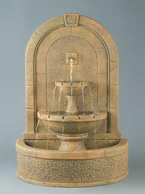 New Horizon Wall Fountain