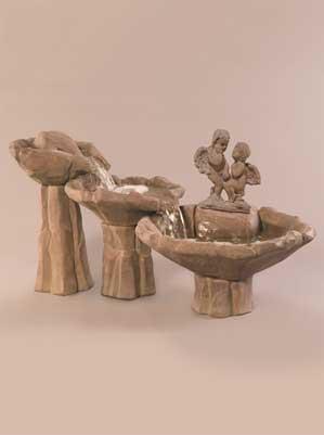 Courtship Cascade Fountain