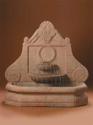 Senate Wall Fountain