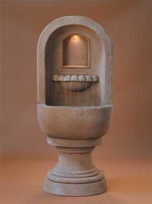 Basque Fountain