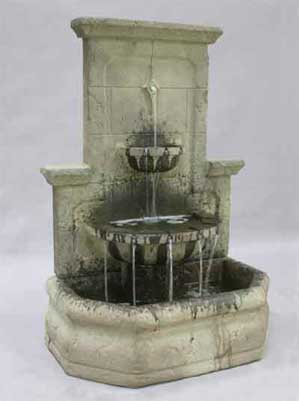 Augustine Wall Fountain