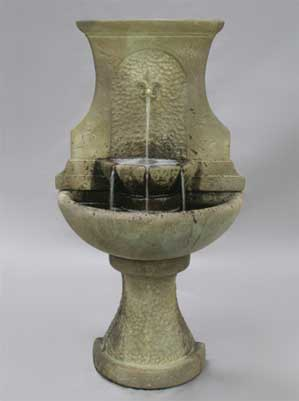 Floret Wall Fountain