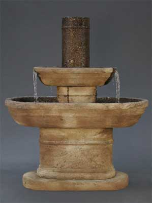Desert Garden Fountain