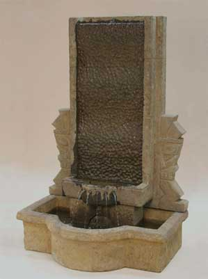 Oceania Wall Fountain